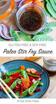My Go-To Paleo Stir Fry Sauce