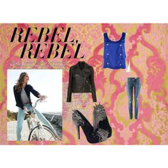rebel, created by smepley on Polyvore