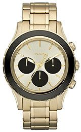 DKNY 3-Hand Chronograph Ion-plated Men s watch