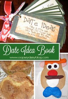 A fun date idea book- good idea!