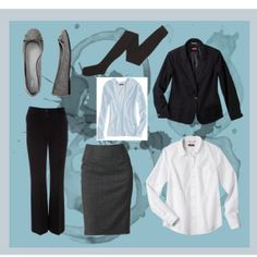 Five Steps to A Professional Wardrobe: Spend Less and Feel Like Yourself