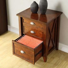 Crossroads 3-Drawer File Cabinet - Item # CR3RD - from Bayside Furnishings (brand carried by Costco)