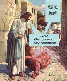 hmm...something's different about Jesus...I don't remember this when I read the  bible...hmm...