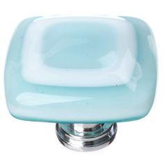 Sietto K-610 Luster Light Aqua Knob