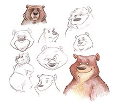 character bears - Buscar con Google