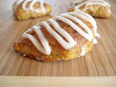 Pumpkin Doughnuts by Courtneys Sweets, via Flickr