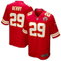 Kansas City Chiefs Jersey - Eric Berry Red Limited Jersey - Youth