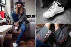 CAROLINE DE MAIGRET: 7 DAYS – 7LOOKS | My Daily Style en stylelovely.com