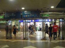 $MM2Hビザでジョホールバル(マレーシア)に移住し、海外投資で生活&束縛から開放されたアラフォーの激アツ日記ブログ-シンガポール・ブギス駅1