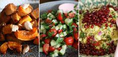 De favoriete recepten van Judith: flespompoen uit de oven, tabouleh en couscous - Mint Green Mind