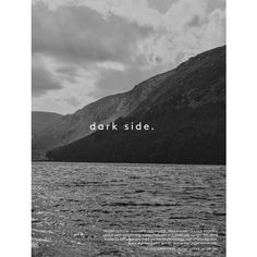 welcome to the dark side. ❤ liked on Polyvore featuring backgrounds, pictures, photos, quotes, filler, scenery, phrase, saying and text