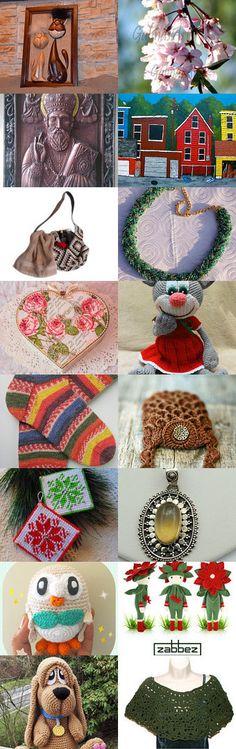 September's gifts by valentina psaltirova on Etsy--Pinned+with+TreasuryPin.com