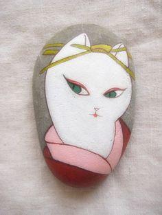 石头,艺妓猫。-淘宝网