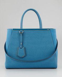 Fendi 2013 SS Shopping 2 Jours Women Handbag -  We love Italian famous brands - BID Till U DROP! On www.ubidfashion.com
