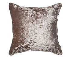 Coussin ROYALE, taupe - 40*40