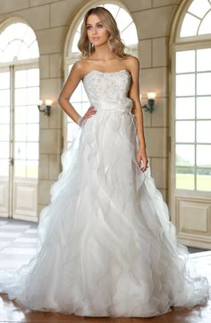 Elegant Islands Wedding Dresses by STella York 5753_main_zoom
