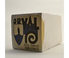 Trappist Orval beer mats #orval #trappist #belgianbeer