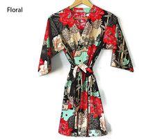 Patterned Kimono >> Lovely!