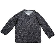 Wool Mix Maj Mist Print Sweatshirt by Ine De Haes - Junior Edition  - 1