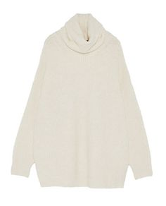 OVERSIZED ROLL NECK SWEATER-NEW IN-WOMAN | ZARA United States