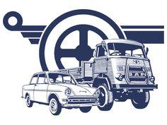 DAF 33 + Truck