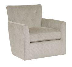 Swivel Chair   Bernhardt.  retail $ 1668, hab price $ 869.04