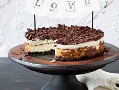 Das Rezept für Oreo-Milchcreme-Kuchen und weitere kostenlose Rezepte auf LECKER.de
