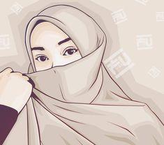 Genius and generous Cartoon Pics, Girl Cartoon, Cartoon Art, People Illustration, Illustration Girl, Couples Muslim, Muslim Girls, Caricature, Hijab Drawing