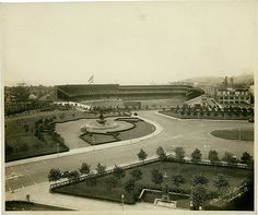 Forbes Field 1930's