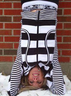 Stripes a la lululemon.
