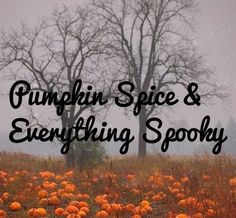 Halloween, fall, autumn, quote