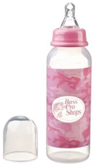 Bass Pro Shops® Pink Camo Baby Bottle | Bass Pro Shops