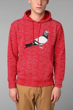 Staple Speckled Pigeon Hoodie - Urban Outfitters / Wantering