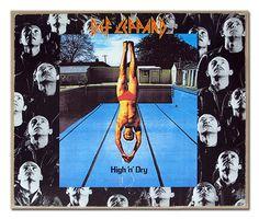 Def Leppard - High 'n' Dry  My favorite Def Leppard album