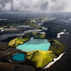 Icelandic highlights || by Antony Spencer