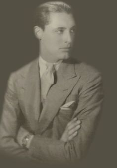 Very young Cary Grant