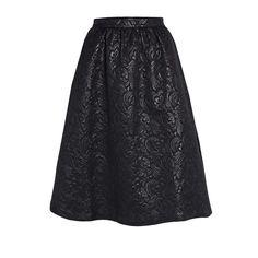 Jaquad - Jupe à godets - noir - Morgan - Ref: 1417244 | Brandalley