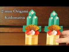 New Year Diy, Japanese Origami, Origami Tutorial, Quilling, Diy Crafts, Rose, Youtube, Paper Envelopes, Xmas