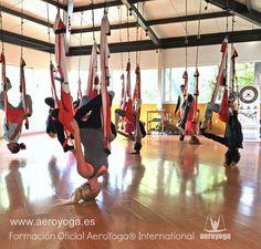 aero yoga aereo mexico julio 2015 DF