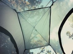 Tent camping!
