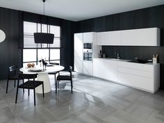 """""""When designing your kitchen, choose wisely and boldly."""" @simplygrove on 2016 #kitchen #trends."""