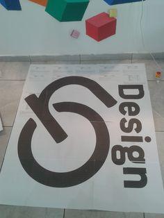 Criação do novo logotipo e botar em prática nossos conhecimentos artísticos.