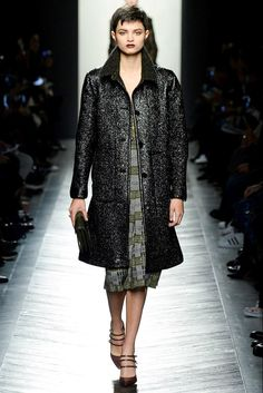 Bottega Veneta - MFW Fall/Winter 2016-2017 - so-sophisticated.com