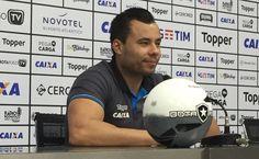 BotafogoDePrimeira: Jair minimiza obrigação por vaga na Liberta e brin...