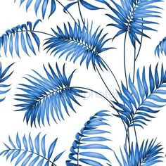 Download - Topical palm leaves. — Stock Illustration #77432746