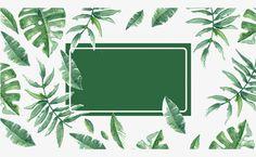 As folhas de estilo de aquarela e, Aquarela, As Folhas, FrescoImagem PNG