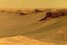 Victoria Crater, Mars.