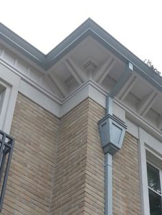 Pictures Of Exterior Trim Work. Brackets,outriggers, Soffit, Fasia, Frieze  Board, Cornice Moulding, Leed Home