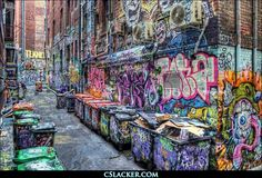 Crazy Graffiti