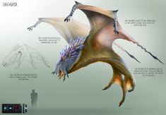 Dachiata Creature Concept Sheet by franeres on DeviantArt Dachiata Creature Concept Sheet by franeres on DeviantArt - Monde Des Animaux Monster Art, Monster Concept Art, Alien Concept Art, Creature Concept Art, Fantasy Monster, Monster Design, Mythical Creatures Art, Alien Creatures, Magical Creatures